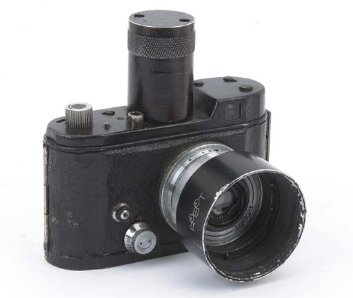 Robot Luftwaffen camera no. F4