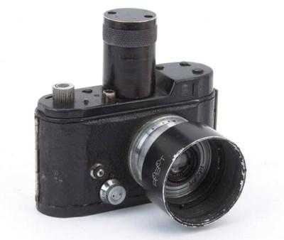 Robot Luftwaffen camera no. F4