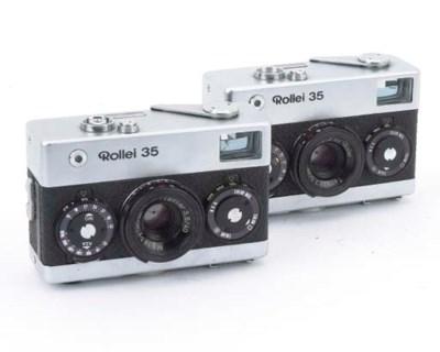 Rollei 35 cameras