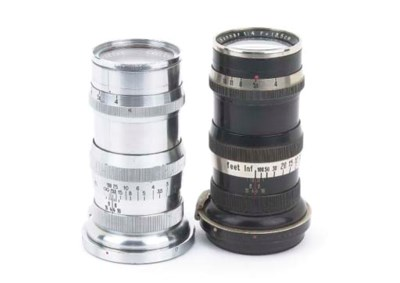 Contax-fit lenses