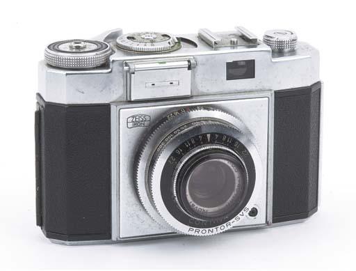 Zeiss Ikon cameras