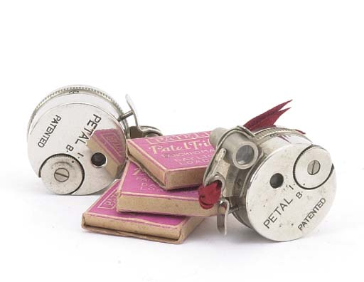 Petal cameras