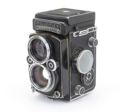 Rolleiflex 2.8F no. 2953046