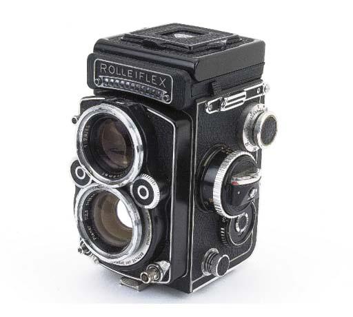 Rolleiflex 2.8F no. 2474208