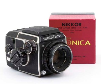 Bronica outfit