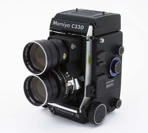 Mamiya C330 Pro S TLR no. W202413