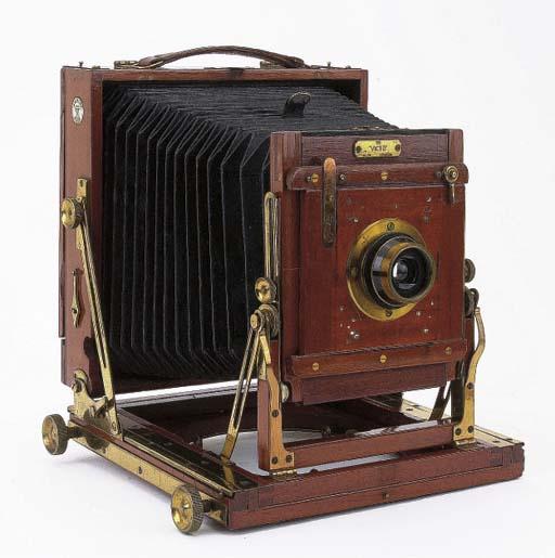 Victo field camera no. 23205