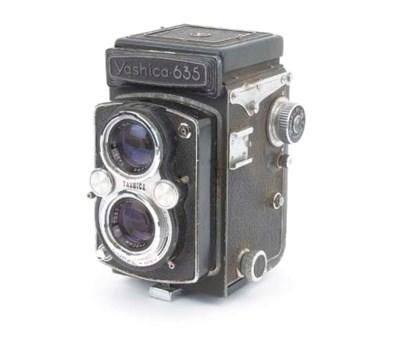 Yashica TLR cameras
