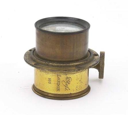 Photographic lens no. 555