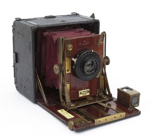 Sanderson hand camera no. 1211