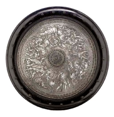A Victorian Electrotype Shield