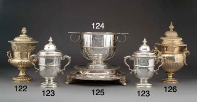 An Impressive Edwardian Silver