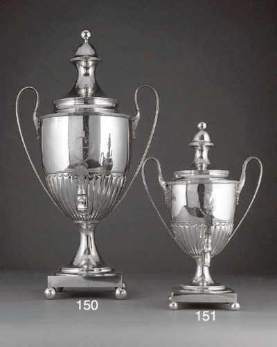 A George III Scottish Silver T