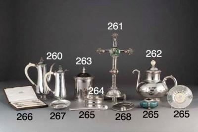 A George VI Silver Coffee Pot