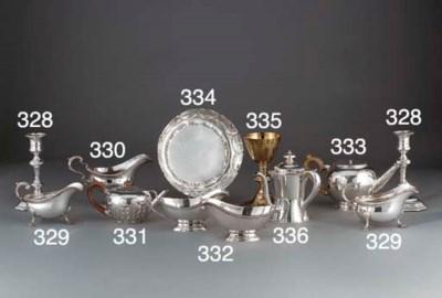 A Victorian Silver Argyle