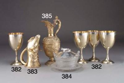 An Unusual Victorian Silver-Gi
