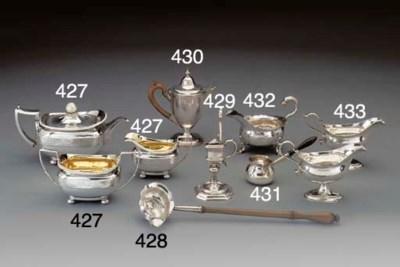 A George I Silver Saucepan