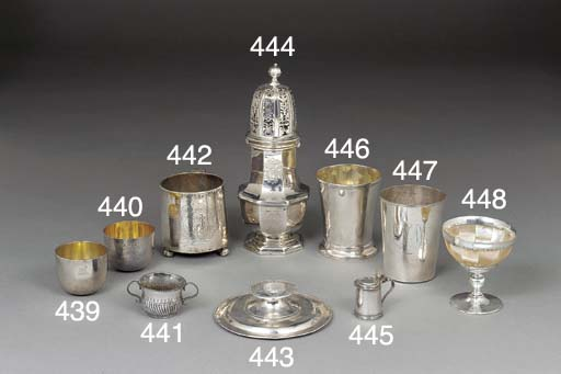 A George I Silver Caster