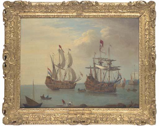 R. Vale (fl.c.1705-1730)