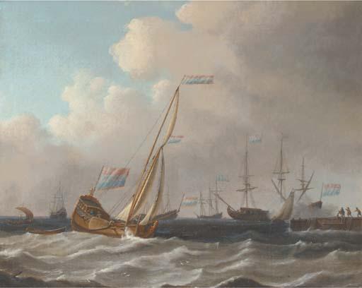 Aernout Smit (1641-1710)