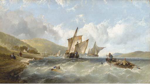 Alfred Montague (fl.1835-1870)