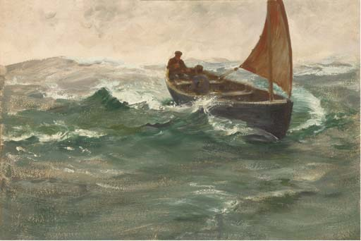 Charles Napier Hemy (1841-1917