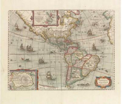 HONDIUS, Henricus (1587-1638).