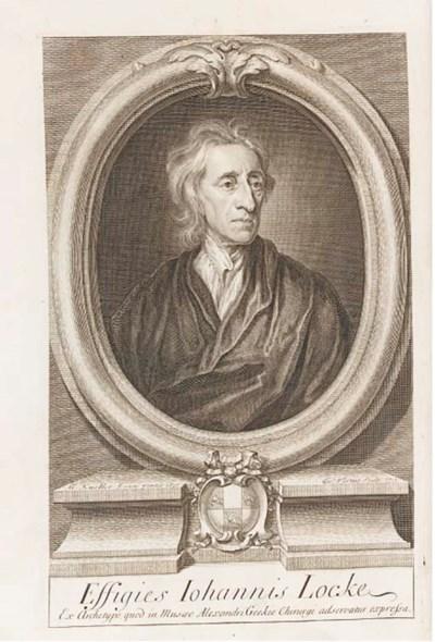 LOCKE, John (1632-1704).  The