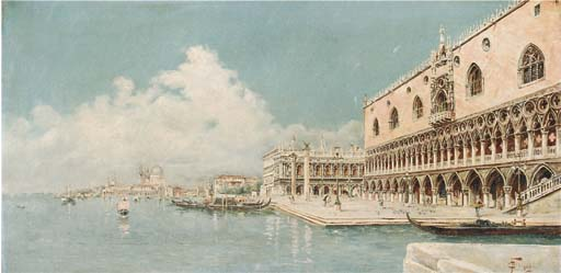 O.Finaly (Italian, 19th Centur