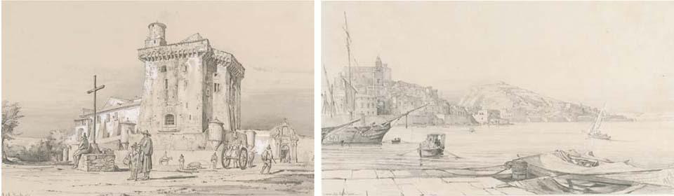 Achille Gigante (Italian, 1823