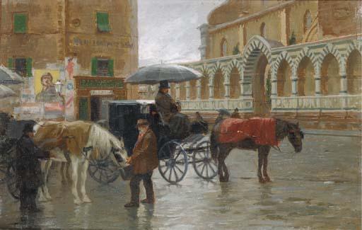 Gino Danti (Italian, 1881-1968