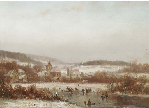 Adolf Stademann (German, 1824-