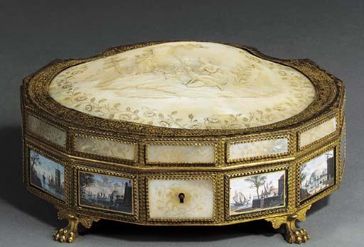 A Charles X Palais Royale nece