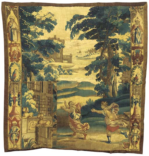 A COMPOSITE TAPESTRY