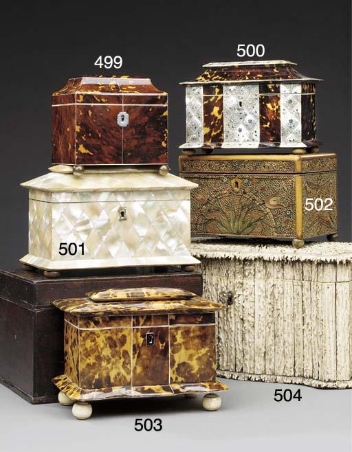 A George III satinwood veneere