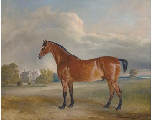 Claude Lorraine Ferneley (1822