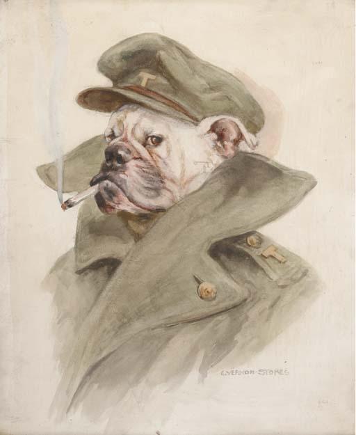 George Vernon-Stokes, R.B.A. (