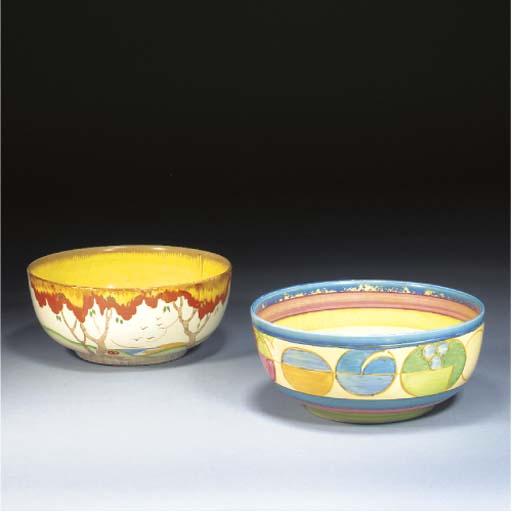 A Pastel Melon Holborn Bowl