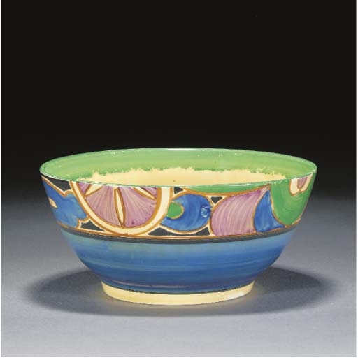 A Sliced Circle Havre Bowl
