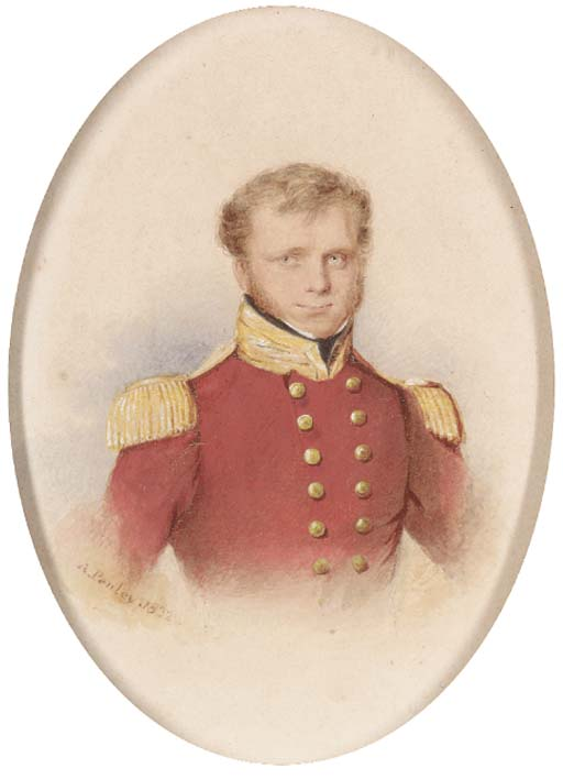 Aaron Edwin Penley, 1832