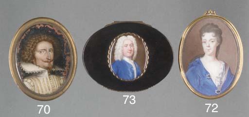 Peter Paul Lens, circa 1720
