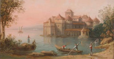Swiss School, circa 1820