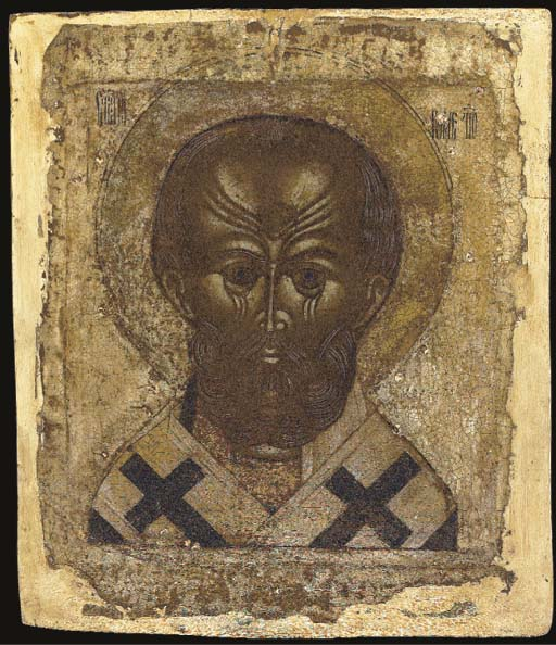 Saint Nicholas the Wonderworke