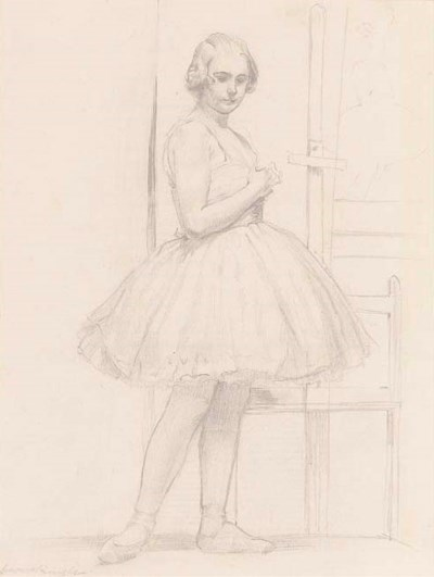 Dame Laura Knight, R.A., R.W.S
