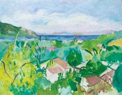 Edward Wolfe, R.A. (1897-1982)