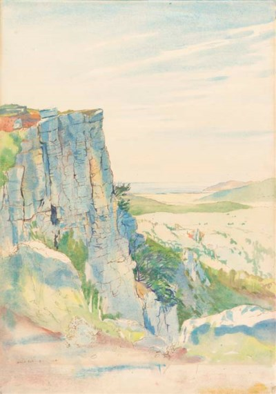 Albert Rutherston, R.A., R.W.S