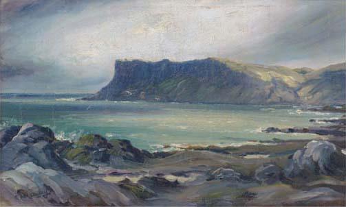 Charles McAuley, R.U.A. (1910-