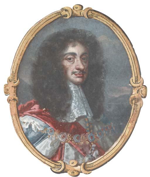Manner of Sir Peter Lely