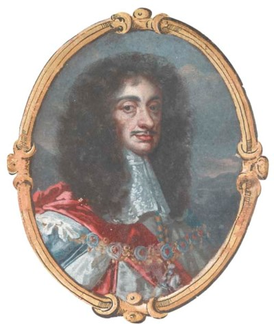 Manner of Sir Peter Lely