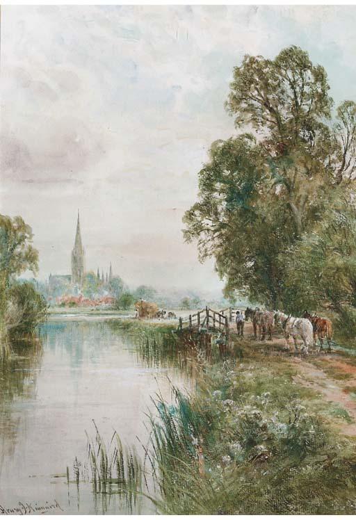 Henry John Kinnaird (1880-1820